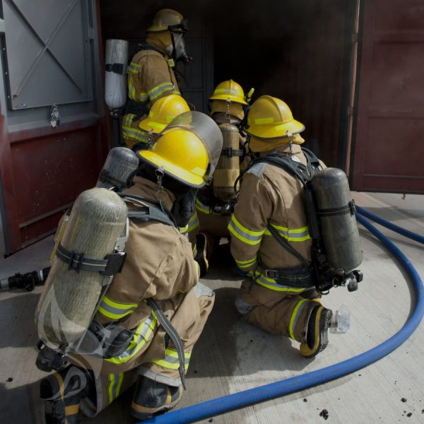 Industrial Fire Fighter Training Course